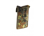 pouch  for cartridge, carrying equipment of soldier